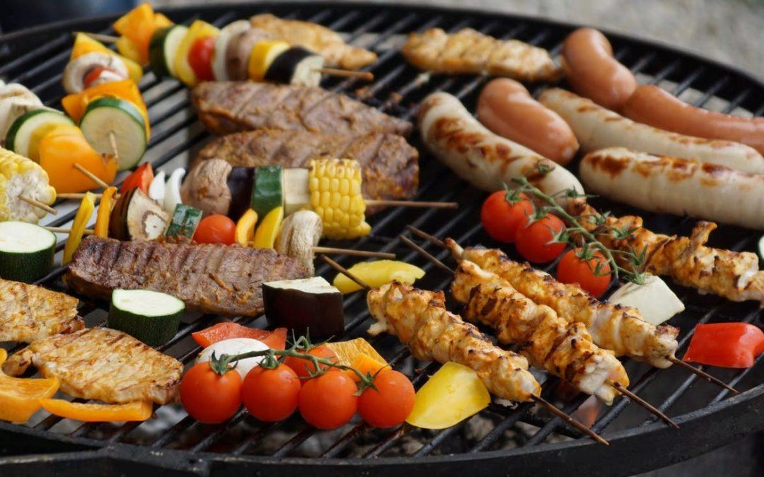 Le Brasero de jardin : entre mobilier de jardin, chauffage d'extérieur et cuiseur à aliments