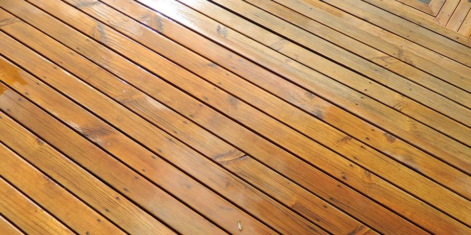 Quel bois choisir pour construire une terrasse ?