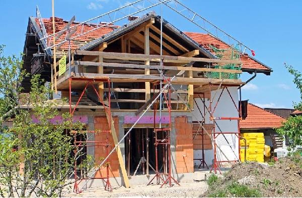 Rénovation, maison ancienne